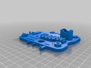 Creality Printer/V-slot machines/Ender 3 Smart Tool Holder