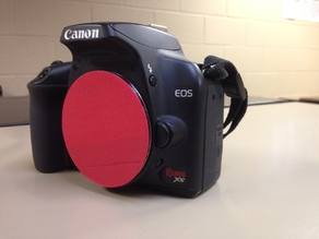Canon DSLR Cover