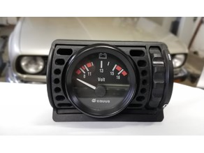 Gauge Vent for BMW E30 (small ones)