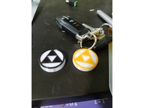 HID PROX Proximity token keychain cover (Multiple) (Legend of Zelda, Thundercats, Cthulhu)