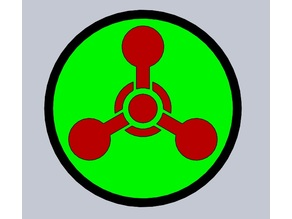 CHEMICAL WEAPON warning sign