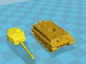 Tiger tank (Flames Of War)