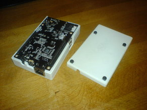 Universal Case Generator with Example Case for Cubieboard