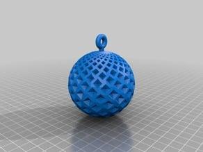 Fibonacci Ball (squares)