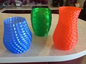 Customizable Vase Generator