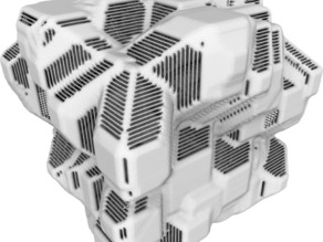 Ventilated Volumetric Object