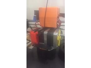Generic Duplicator i3 V2 Wire / Cable Shroud