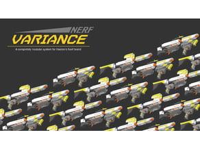 Nerf Variance (Standard Kit & Bullpup Kit)