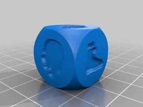 My Customized Ultimate configurable dice