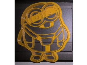 Minion Cookie Cutter