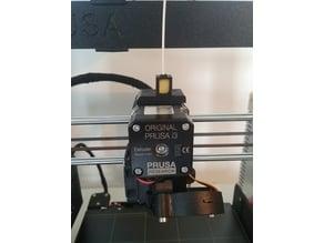 Prusa MK3S Filament Filter Mod