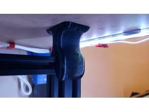 Lack Ender 3,Cr-10, i3 Prusa vertical brace