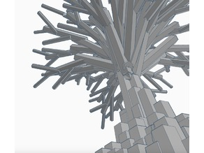 Crystal Growth Tree Ver.2