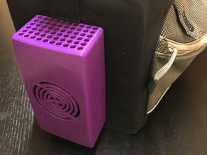 Ezetil Keep Cool Fan Cover (Portable Electric Fridge)