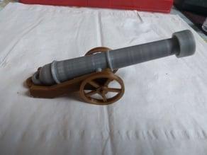 Cannon-Pen (safety-pen)