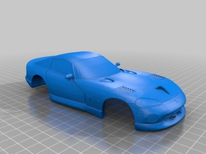 Dodge Viper For OpenZ V5a Chassis