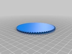 Helical/Herringbone Customizable SolidWorks Gear