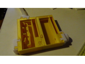 Modular formicarium GBconnector