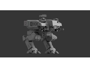 L5 Riesig Battlewalker from battlefield 2142