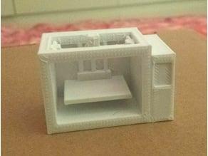 Food 3D Printer Model