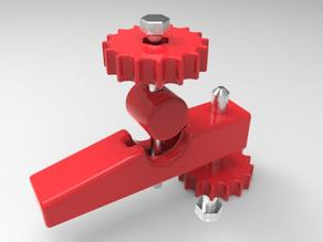 CNC Router Clamp