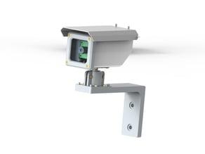 Raspberry PI Outdor Camera Case
