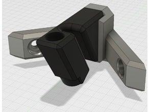 Modular Oculus Rift Sensor Wall Mounts