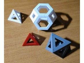Polyhedron: Edges v2