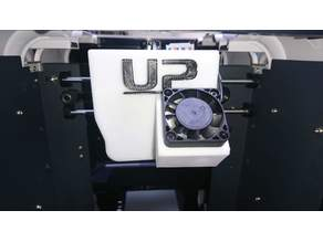 Additional fan for UPmini 2