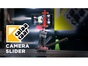 Linear Rails Camera Slider