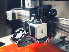 OrdBot QU-BD 50mm Fan Duct