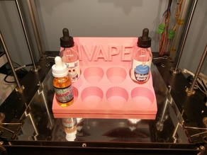 IVAPE E-Juice Bottle Display/Holder