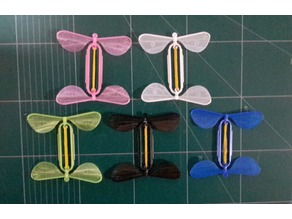Flying Dragonfly Toy