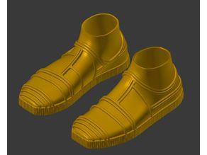 C3PO Feet Version 2