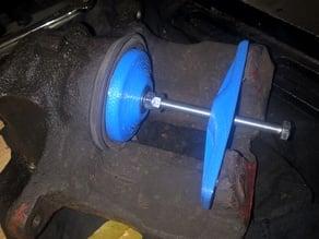 VW brake caliper tool