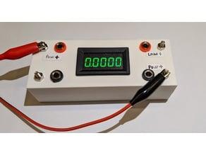 High precision ampmeter enclosure