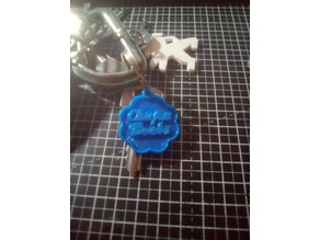 ChupaBoobs Key Ring