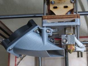 Ultimaker Adjustable Fan Duct