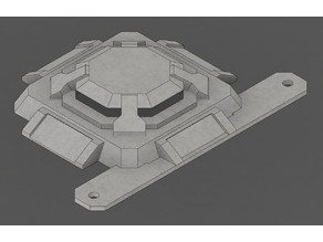 Ender 3 Terran Bunker Fan Guard