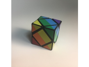Mini Skewb (35mm)