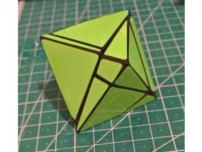 Ghost Octahedron 2x2x2