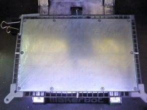 Replicator Layout Grid & Glass Holder