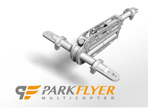 Parkflyer Skinny Eye Y / 18650 Li-Ion 4S