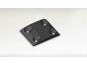 ARRMA Kraton/Talion/Typhon/Senton/Outcast - Center skidplate