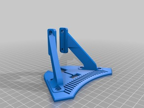 Anycubic Kossel Brace and Cover