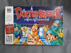 Doktor Bibber / Operation