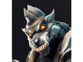 Fortnite Wolf Head / Mask