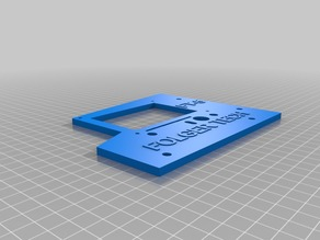 REPRAP Discount FT-5 Full Graphics Face Plate