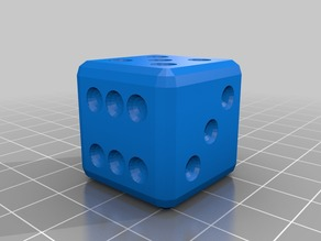 My Customized Loaded Trick Dice
