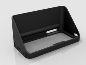 iPhone 5(S) sunshade - DJI Phantom 2 Vision / DJI Phantom FC40 clamp compatible.